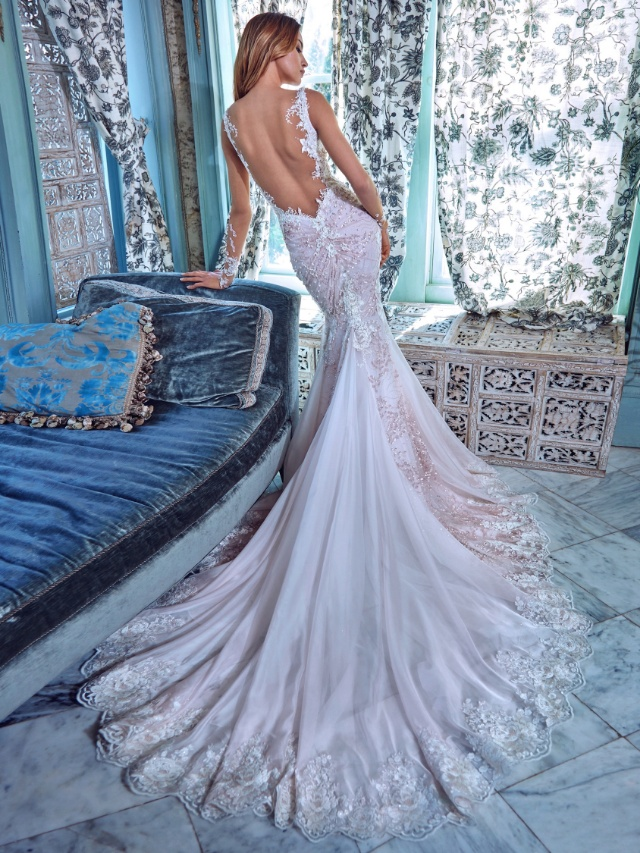 Couture Details And Glamour In Galia Lahav Le Secret Royal Bridal Collection
