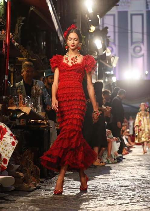 Dolce Gabbana Haute Couture Fall 2016 Collection