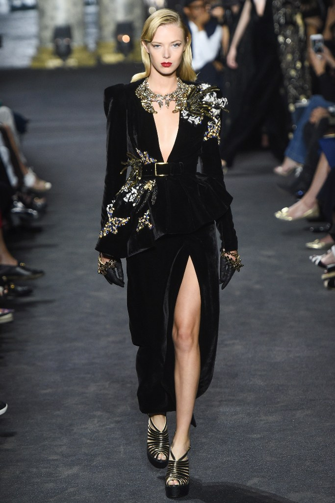 Elie Saab Haute Couture Fall 2017 Collection