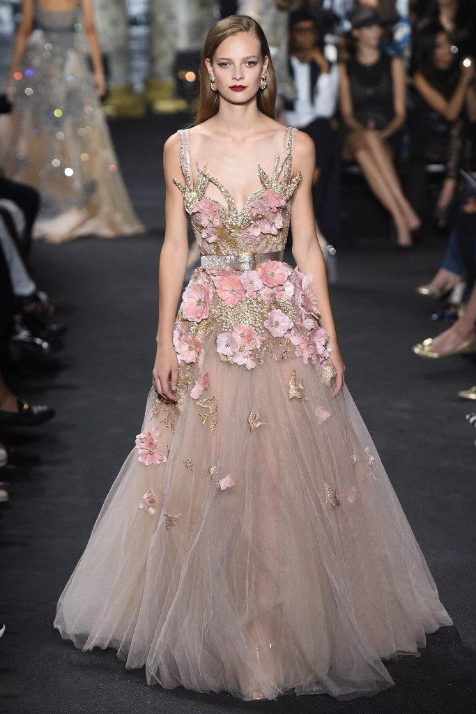 c5d0d09636 Elie Saab Haute Couture Fall 2016 Collection