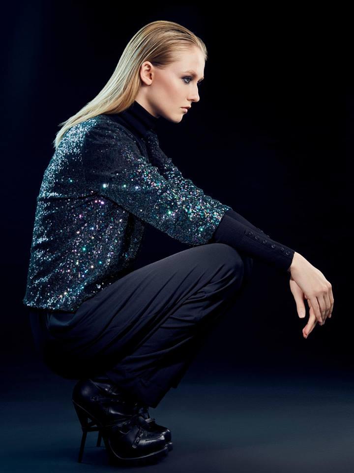 Natalia Heinzen covers OK Mag