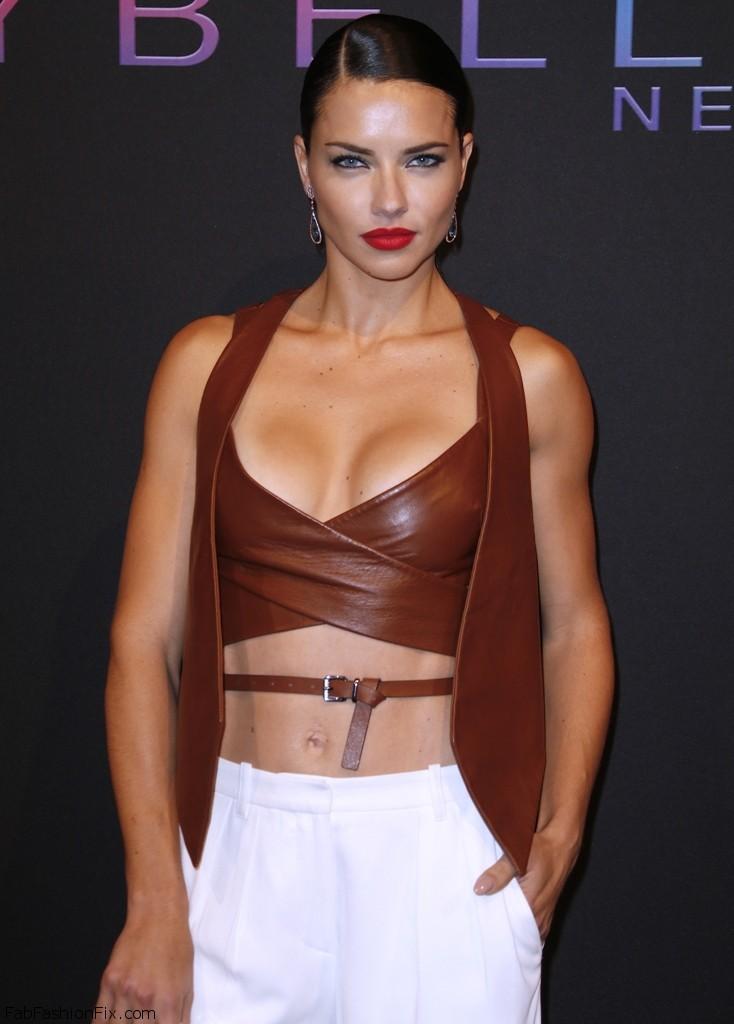 Adriana Lima-nyfw