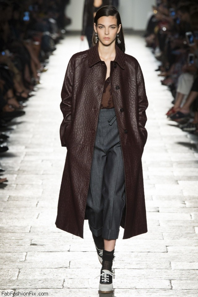 Bottega Veneta spring/ summer 2017 collection - Milan Fashion Week