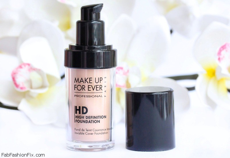 MAKEUP FOREVER HD Invisible Cover Foundation