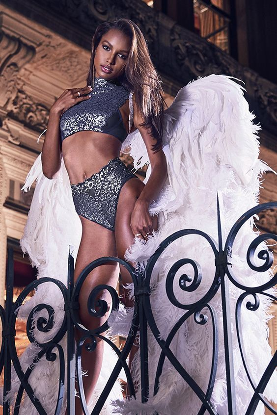 Victoria's Secret Holiday 2016 lingerie catalog.