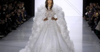 Ralph & Russo Spring Summer 2017 Couture Collection