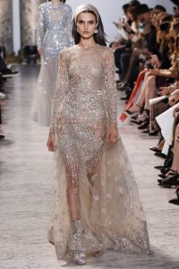 Elie Saab Spring Summer 2017 Couture Collection