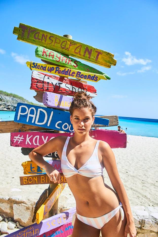 Barbara Palvin turns up the heat for Sports Illustrated Swimsuit Issue 2017