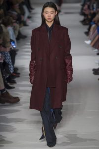 Victoria Beckham fall/winter 2017 collection – New York fashion week