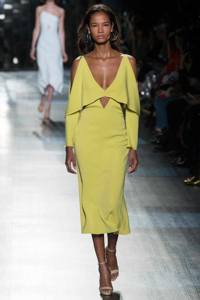 Cushnie et Ochs fall/winter 2017 collection