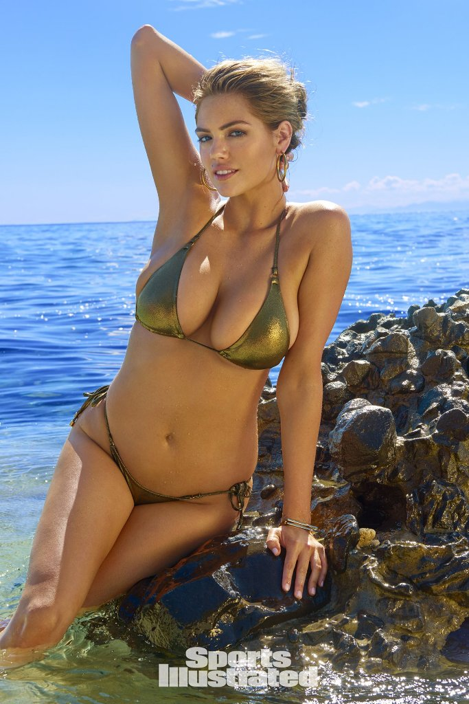 Kate Upton is 'Sports Illustrated' Swimsuit Issue's 2017 ...