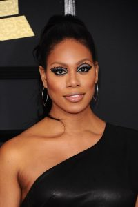 laverne-cox-on-red-carpet-grammy-awards-in-los-angeles-2-12-2017-1