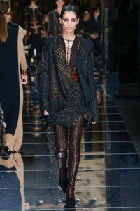 Balmain fall/winter 2017 collection – Paris fashion week