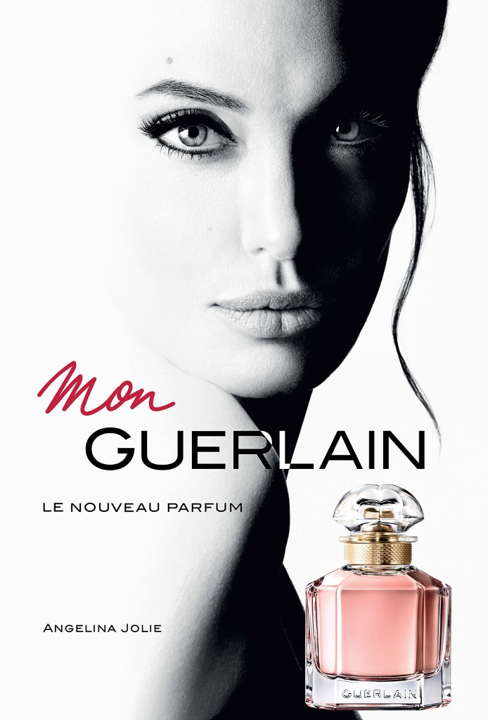 Angelina Jolie looks glowing in new fragrance advert for ...