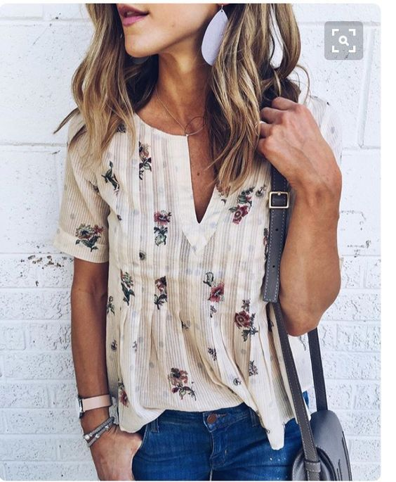 Style Watch: Spring style outfit ideas with floral prints