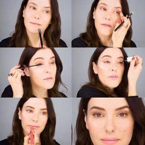 lisa-eldrige-makeup-spring-look