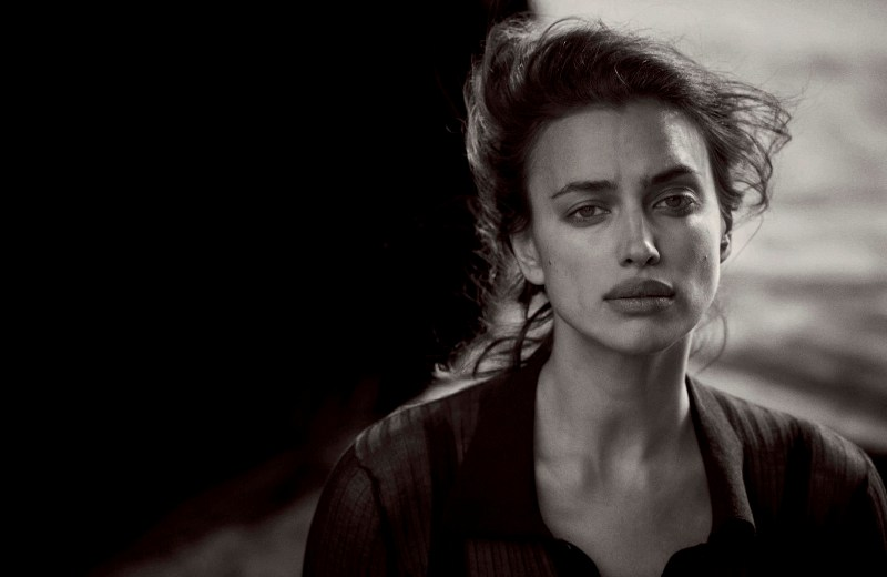 Irina Shayk for Vogue Germany May 2017