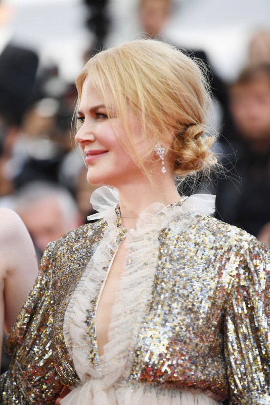 Nicole+Kidman+Meyerowitz+Stories+Red+Carpet