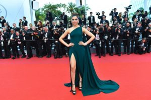 Deepika Padukone at 2017 Cannes Film Festival