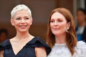 Michelle Williams In Louis Vuitton – 'Wonderstruck' Cannes Film Festival Premiere