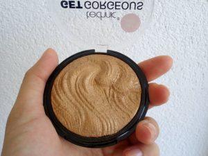 24ct Gold Highlighter Powder