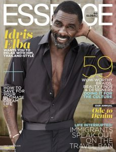 August Cover Story - idriselba