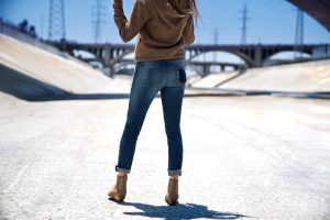 Stepping into fall with STS Blue denim line1