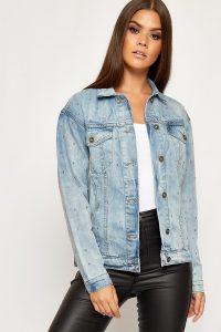 Stonewashed Classic Denim Jacket