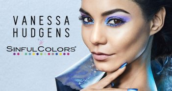 Vanessa Hudgens's New Beauty Collab Is Totally Unexpected