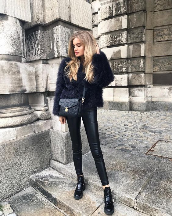 leather-pants-outfits