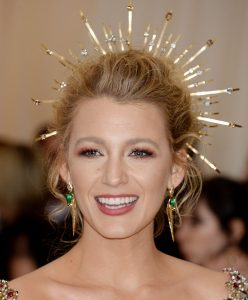 "Blake Lively – ""Heavenly Bodies: Fashion & The Catholic Imagination"" Costume Institute Gala at The Metropolitan Museum of Art in New York 05/07/2018"