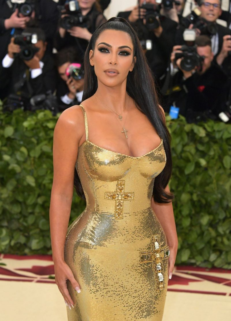 Kim Kardashian Fashion And Style