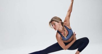 Gisele Bundchen for Under Armour Campaign