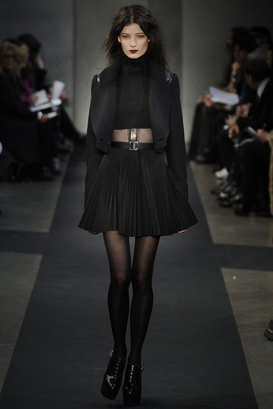 Proenza Schouler Fall 2010 Ready-to-Wear fashion show