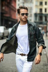 how-to-wear-white-t-shirt