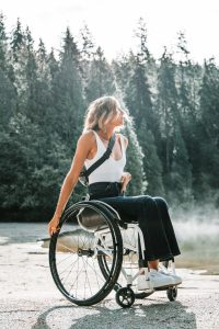 Fashion designers with disabilities